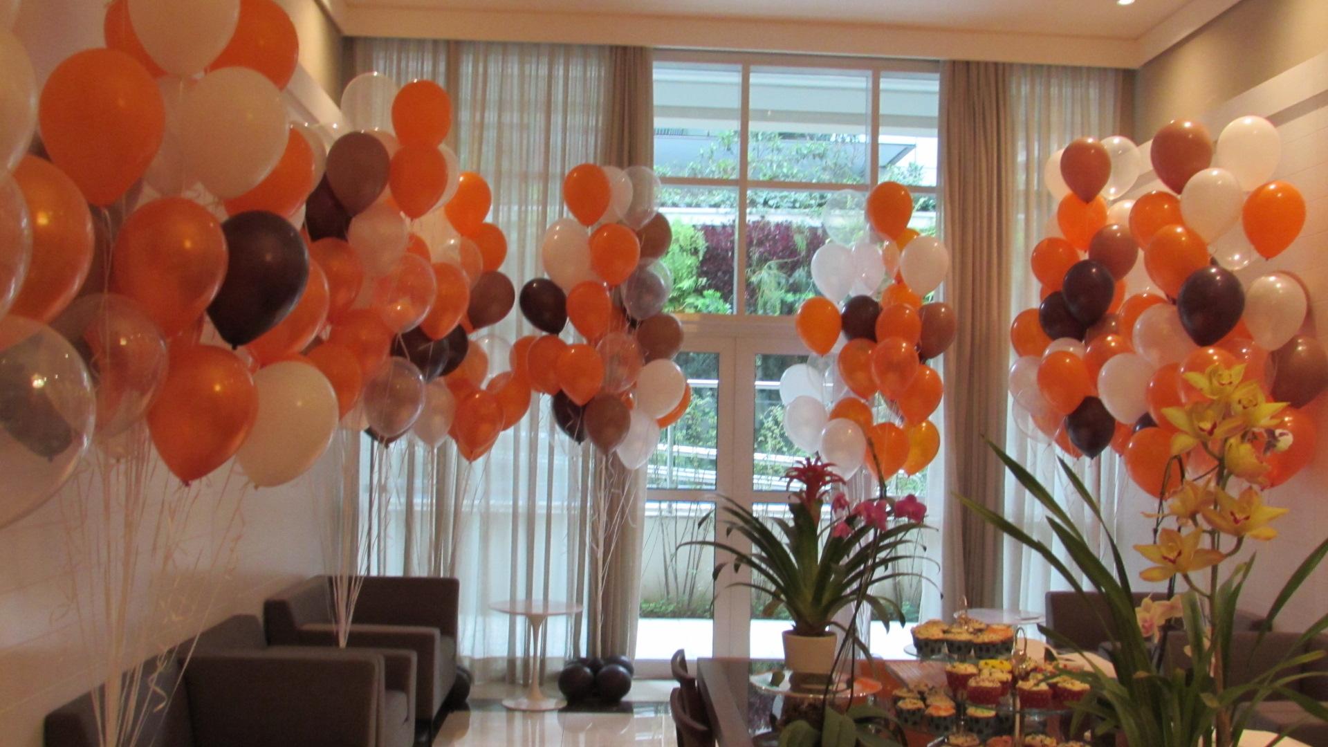 Festa Adulto u2013 Bem vindo ao blog da Bal u00e3o Cultura -> Decoração Com Balões Para Aniversário